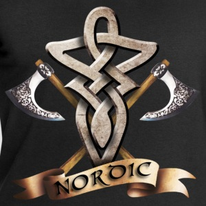 tribal_knot_viking_d Tee shirts - Sweat-shirt Homme Stanley & Stella