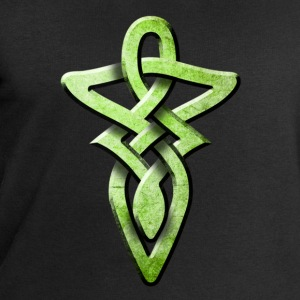 tribal_knot_green T-skjorter - Sweatshirts for menn fra Stanley & Stella