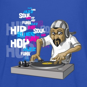 Hip-hop DJ - Women's Tank Top by Bella