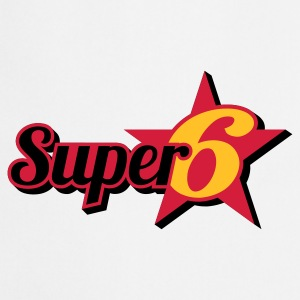 Weiß Super 6 © T-Shirts - Kokkeforkle
