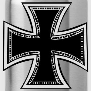 Iron Cross Pullover - Trinkflasche