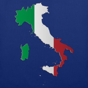 Map of Italy 3 - Tote Bag