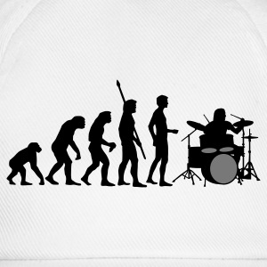 evolution_drummer_b_2c T-Shirts - Baseball Cap