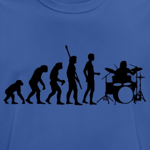 Royal blue evolution_drummer_b_1c Hoodies & Sweatshirts - Men's Breathable T-Shirt