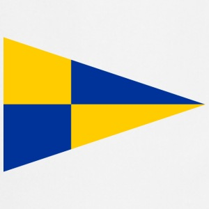 EU Fishery Inpection Teams Pennant - Cooking Apron