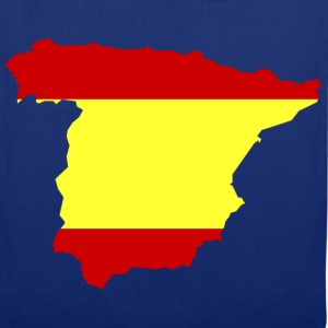 Spain T-Shirts - Stoffbeutel