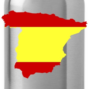 Spain T-Shirts - Trinkflasche