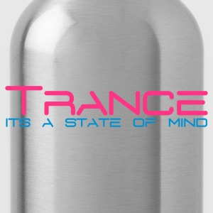 Nero Trance State of Mind T-shirt - Borraccia
