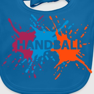 3 Splash Handball Shirts - Baby Organic Bib