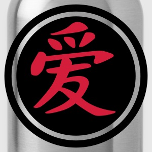 chinese_sign_love_c_2c Hoodies & Sweatshirts - Water Bottle