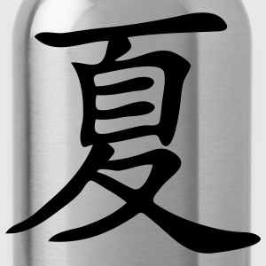 chinese_sign_summer_1c T-Shirts - Water Bottle