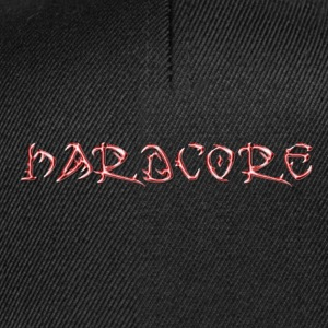 hard core Sweaters - Snapback cap