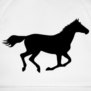 Horse Pony Riding Rider Kids' Tops - Baseball Cap
