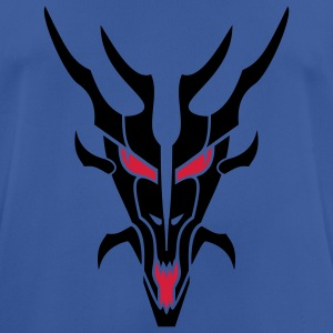 Dragonlord Men's Hoodie, Blue - Men's Breathable T-Shirt