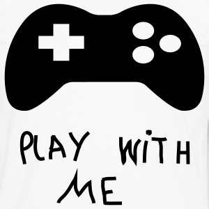 play with me - T-shirt manches longues Premium Homme