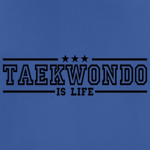 taekwonde is life deluxe Sweatshirts - T-shirt respirant Homme