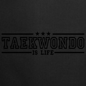 taekwonde is life deluxe Torby - Fartuch kuchenny