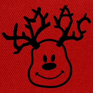 XMAS - Reindeer T-shirts - Casquette snapback