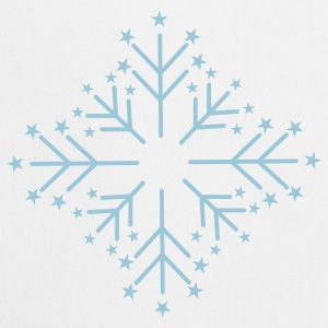 Snowflake with Stars Accessories - Cooking Apron