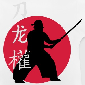 samurai_dragon_power_sword_3c T-shirts - Baby-T-shirt