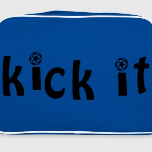 KICK IT! T-Shirts - Retro Tasche