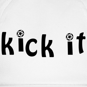 KICK IT! T-Shirts - Baseballkappe
