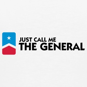 Call Me The General (3c) Ondergoed - Mannen Premium T-shirt