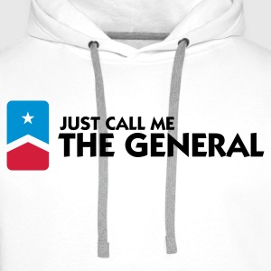 Call Me The General (3c) Tabliers - Sweat-shirt à capuche Premium pour hommes