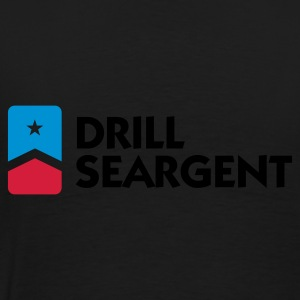 Drill Seargent (3c) Sweaters - Mannen Premium T-shirt