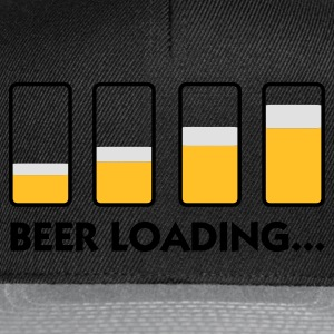 Beer Loading (3c) Intimo - Snapback Cap