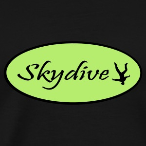 Skydive - Men's Premium T-Shirt
