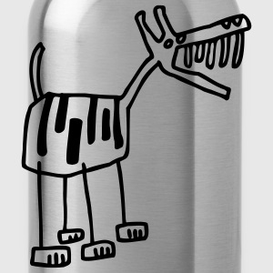 ghostdog T-Shirts - Trinkflasche