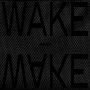 wake and make T-shirts - Ryggsäck för barn