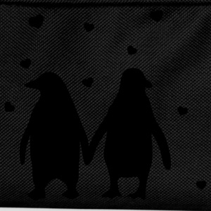 Penguins in love - love each other penguins Men's T-Shirts - Kids' Backpack