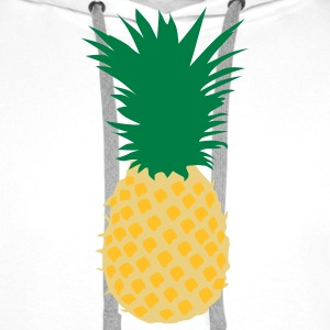 Pineapple  T-Shirts - Men's Premium Hoodie