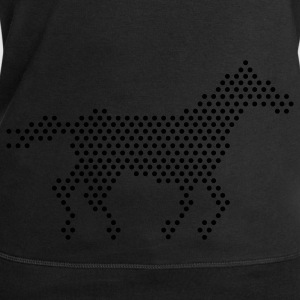 Horse Pony Riding Rider Men's T-Shirts - Men's Sweatshirt by Stanley & Stella