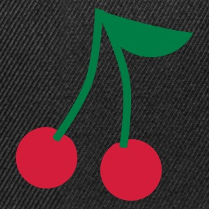 Cherry cherries T-Shirts - Snapback Cap