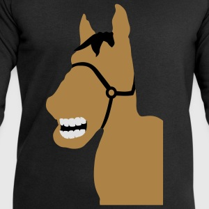 Horse Pony Riding Rider Women's T-Shirts - Men's Sweatshirt by Stanley & Stella