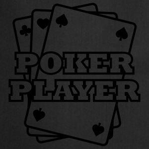 Poker Player T-shirts - Keukenschort
