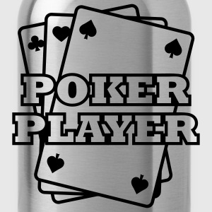 Poker Player T-shirts - Drinkfles