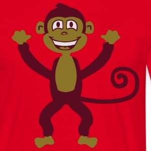 Monkey  Aprons - Men's T-Shirt