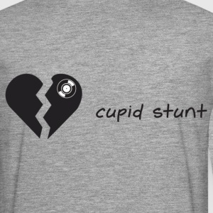 Cupid Stunt Hoodies & Sweatshirts - Men's Premium Longsleeve Shirt