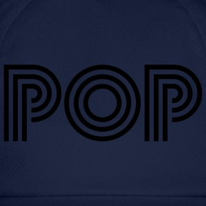 pop T-shirt - Cappello con visiera