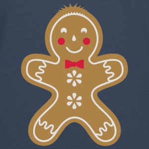 yummy funny gingerbread man Accessories - Men's Premium Longsleeve Shirt