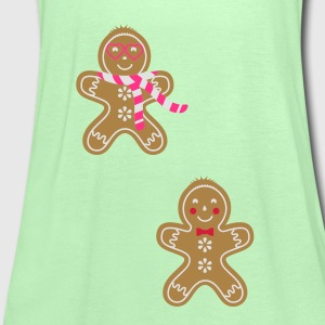 yummy funny gingerbread man Bags  - Women's Tank Top by Bella