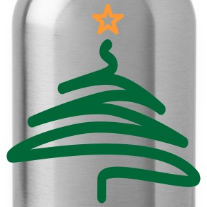 Weihnachtsbaum | Christmas Tree T-Shirts - Water Bottle