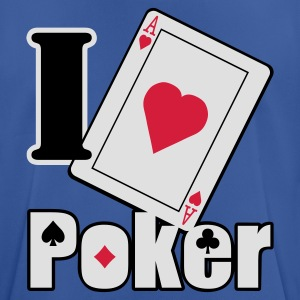Love poker - T-shirt respirant Homme