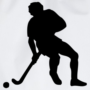field hockey sport T-Shirts - Drawstring Bag