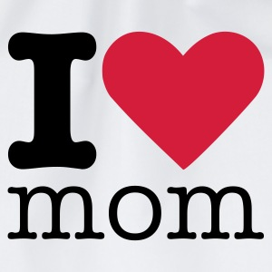 I Love Mom Babybody - Gymbag