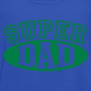 SUPER DAD T-Shirt WN - Vrouwen tank top van Bella